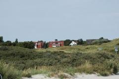 Die Borkumer Strandburg